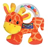 Playgro - Noahs Ark - Giraffe Loop Rattle