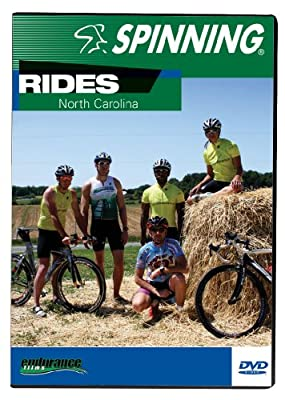 Spinning® DVD - Rides: North Carolina