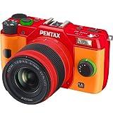 PENTAX デジタル一眼カメラ Q10 エヴァンゲリオンモデル TYPE 02: アスカ
