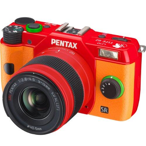 PENTAX+ミラーレス一眼+Q10+エヴァンゲリオンモデル+ズームレンズキット+[標準ズーム+02+STANDARD+ZOOM]+TYPE+02%3A+アスカ+12609