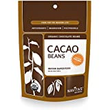 Navitas Naturals Organic Raw Cacao Beans, 8-Ounce Pouches