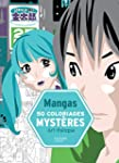 50 coloriages myst�res Mangas