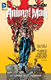 img - for Animal Man Vol. 1: The Hunt (The New 52) book / textbook / text book