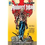Animal Man Vol. 1: The Hunt (The New 52) ~ Jeff Lemire