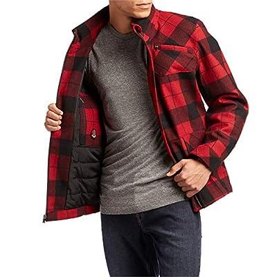 PENDLETON(ペンドルトン) アウター コート Pendleton Albuquerque Jacket Red Tartan メンズ [並行輸入品]