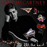 All The Best !by Paul McCartney