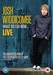 Josh Widdicombe: What Do I Do Now [DVD] [2016]