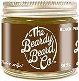 Natural Beard Balm - Black Pepper, Grapefruit & Mandarin - 30ml