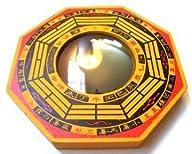 Feng Shui 4″ Convex Bagua Mirror