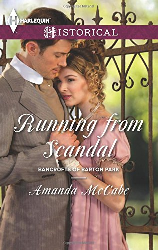 Image of Running from Scandal (Harlequin Historical\Bancrofts of Barton Park)