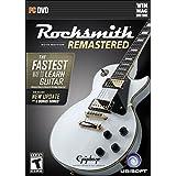 Rocksmith 2014 Edition Remastered - PC/Mac Standard Edition