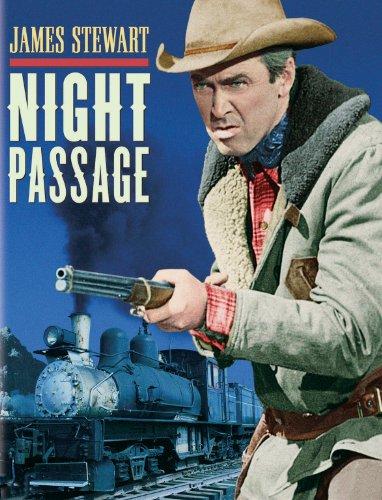 Amazon Com Night Passage James Stewart Audie Murphy
