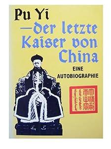 Letzter Kaiser Von China