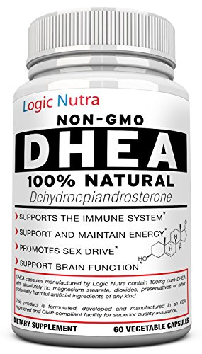 DHEA-100-mg-Maximum-Strength-Supplement-Look-Feel-Younger-Balance-Hormone-Levels-For-Men-Women-60-Vegetable-Capsules-Guaranteed-To-Work-Or-Your-Money-Back-No-Questions-Asked