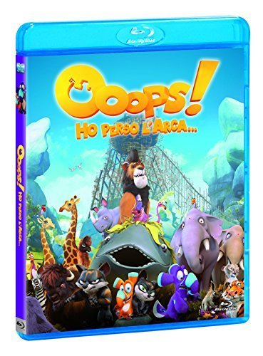 Ooops! Noah is Gone... ( All Creatures Big and Small ) ( Two by Two: God's Little Creatures ) (Blu-Ray)