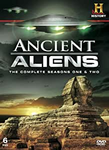 Ancient Aliens - The Complete Seasons 1 & 2 [DVD] [Import anglais]