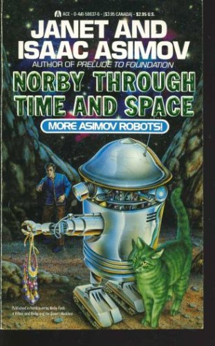 Image for Norby Through Time and Space