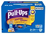 Pull-Ups Learning Designs Training Pants for Boys, Giga Pack, Size 2T-3T, 68 Count