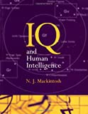 img - for IQ and Human Intelligence by Mackintosh N. J. (1998-12-10) Paperback book / textbook / text book