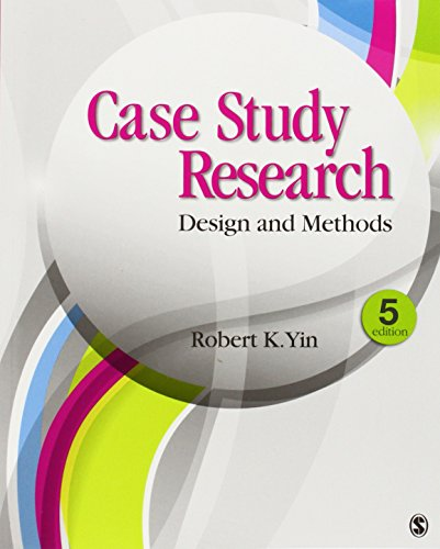 Case Study Research: Design and Methods (Applied Social Research Methods) PDF
