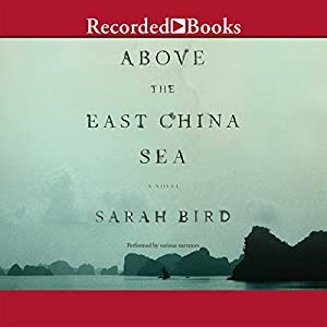 Above the East China Sea Audiobook