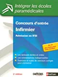 Concours d'entre Infirmier : Admission en IFSI