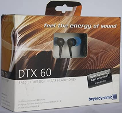 Beyerdynamic DTX 60 In the Ear Headphones