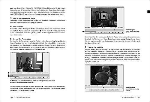 Adobe Premiere Pro CC: Schritt für Schritt zum perfekten Film – Videoschnitt, Effekte, Sound - 9