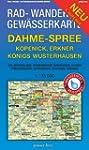 Rad-, Wander- und Gew�sserkarte Dahme...