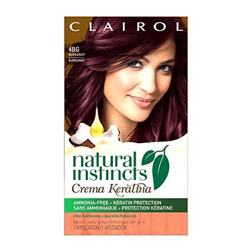 Creme Of Nature Hair Color Burgundy