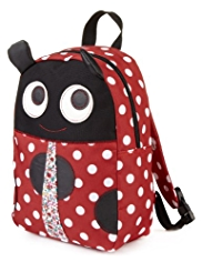 Spotted Ladybird Backpack