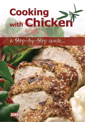 Cooking with Chicken - A Step-by-Step Guide DVD