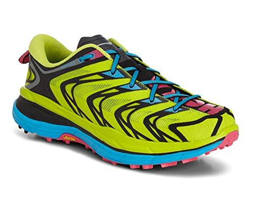 HOKA ONE ONE SPEEDGOAT ACID e scarpe da ginnastica da uomo, colore: blu ciano
