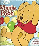 Disney Winnie the Pooh 2013 Wall Calendar