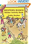 Western Ranch Sticker Activity Book