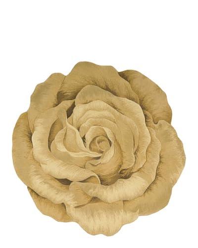 Nourison Blooms Rug  [Gold]
