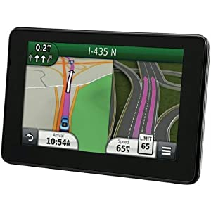 Garmin nüvi 3580LMT 5-Inch Bluetooth Portable GPS with Lifetime Map and Traffic Updates