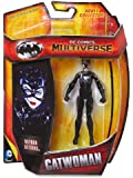 "DC Comics Multiverse 4"" Basic Figure, Catwoman (Batman Returns)"