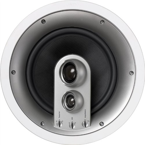 """Jamo Ic610Lcr (Each) Custom 600 10"""" Front/Center/Surround 3-Way In-Ceiling Speaker"""