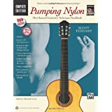 "Pumping Nylon -- Complete: A Classical Guitarist's Technique Handbook (Book/DVD/MP3-CD)von ""Scott Tennant"""