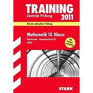 eBook Cover für  Mathematik 10 Klasse 2011 mit Formelsammlung Mit der aktuellen Pr xFC fung Zentrale Pr xFC fung Realschule Gesamtschule EK Training Abschlusspr xFC fung an die Schwerpunkt Themen der Pr xFC fung 2011