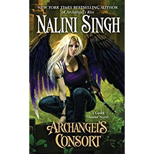 Archangel's Consort by Nalini Singh