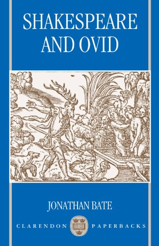 Shakespeare and Ovid (Clarendon Paperbacks)