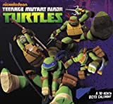 2013 Teenage Mutant Ninja Turtles Wall Calendar
