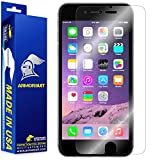 """ArmorSuit MilitaryShield - Apple iPhone 6 Plus Screen Protector (5.5"""") Anti-Bubble Ultra HD - Extreme Clarity & Touch Responsive Shield with Lifetime Free Replacements"""