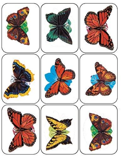 Eureka Butterflies Stickers