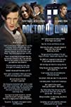 Doctor Who-Everything I Know Poster