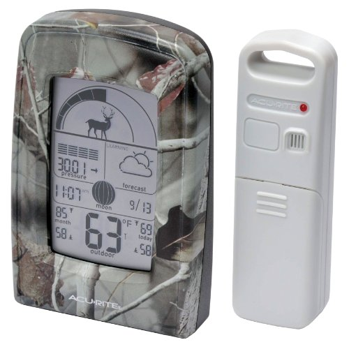 AcuRite 00250 My Backyard Weather Sportsman Forecaster (Weather Direct Forecaster compare prices)