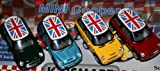 1:24th Scale 2001 BMW Mini Cooper (Assorted Colours, One Picked at Random)
