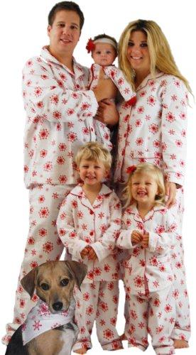 Family Snowflake Pajamas